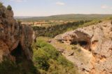 Ventano_del_Diablo_026_06042015 - Looking towards the scenery below from behind the Ventano del Diablo