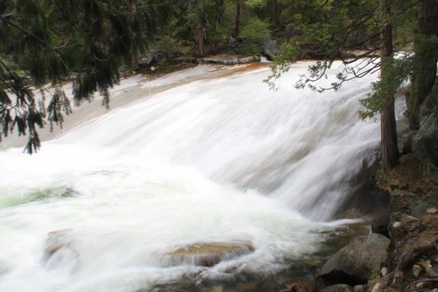 Vernal_Nevada_Loop_057_06032011 - The Silver Apron with the turbulent Merced River in Spring flow rushing over it