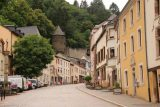 Vianden_Castle_048_06192018 - Continuing up the town streets of Vianden on the way up to the Vianden Castle