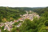 Vianden_Castle_180_06192018 - Looking over the rest of the town of Vianden from the Vianden Castle