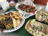 Victoria_BC_141_iPhone_08032017 - This was our fishy lunch at the Fisherman's Wharf in Victoria