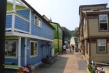 Victoria_BC_459_08032017 - Exploring yet another aisle of colorful and charming houseboats at the Fisherman's Wharf in Victoria