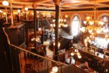 Victoria_BC_516_08032017 - Inside the atmospheric Bard and Banker Restaurant in Victoria