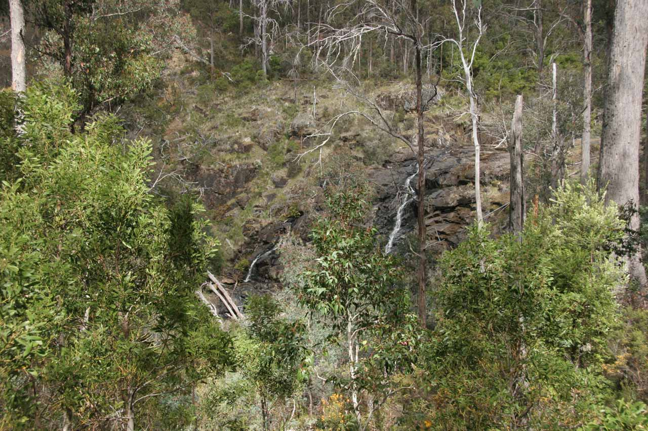Victoria Valley Falls
