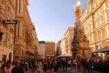 Vienna_063_07072018 - Looking west along the happening Graben in Vienna