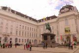 Vienna_199_07082018 - Checking out Josefsplatz after wrapping up our Schatzkammer tour in Vienna