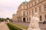 Vienna_337_07082018 - Another look at the entrance to the Upper Belvedere Museum in Wien