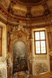 Vienna_395_07082018 - Looking towards some blinged out room in the Upper Belvedere of Vienna