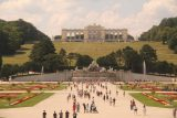 Vienna_579_07092018 - Another look towards the pavilion on the far end of the Imperial Gardens behind the Schonbrunn Palace