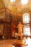 Vienna_787_07092018 - This was the statue in the middle of the State Room Library in Vienna