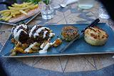 Vik_048_08082021 - Closer look at the prime lamb dish served up at Halldorskaffi