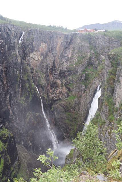 Voringsfossen_021_06242019 - Simadalen and Eidfjord were quite close to the famous Vøringsfossen