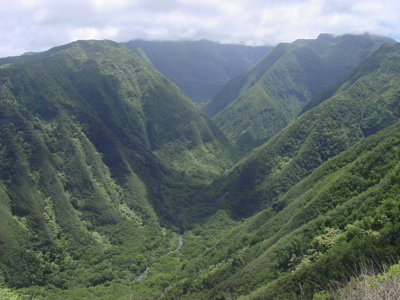 Waihe'e Valley Overlook