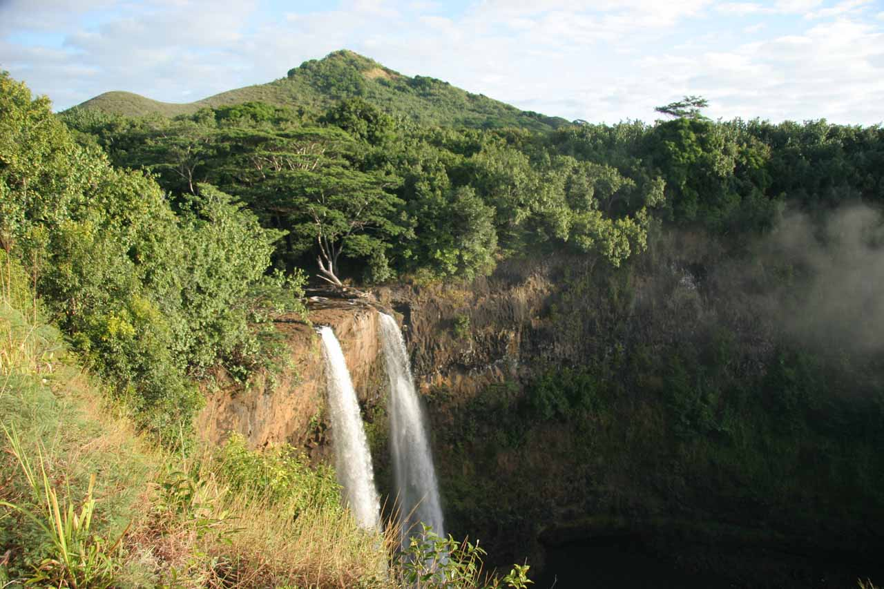 A Kauai Waterfall
