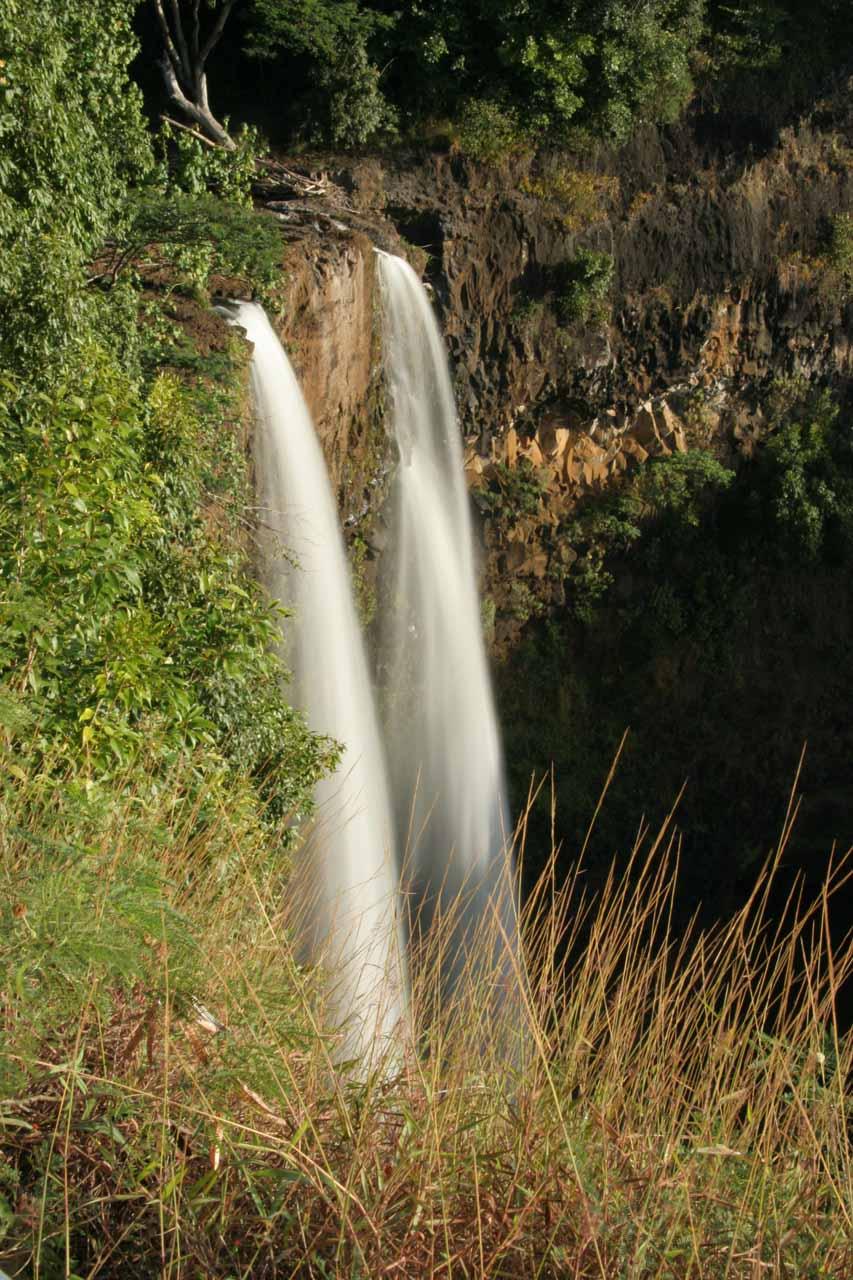 8. WAILUA FALLS [Wailua River State Park, Kauai]