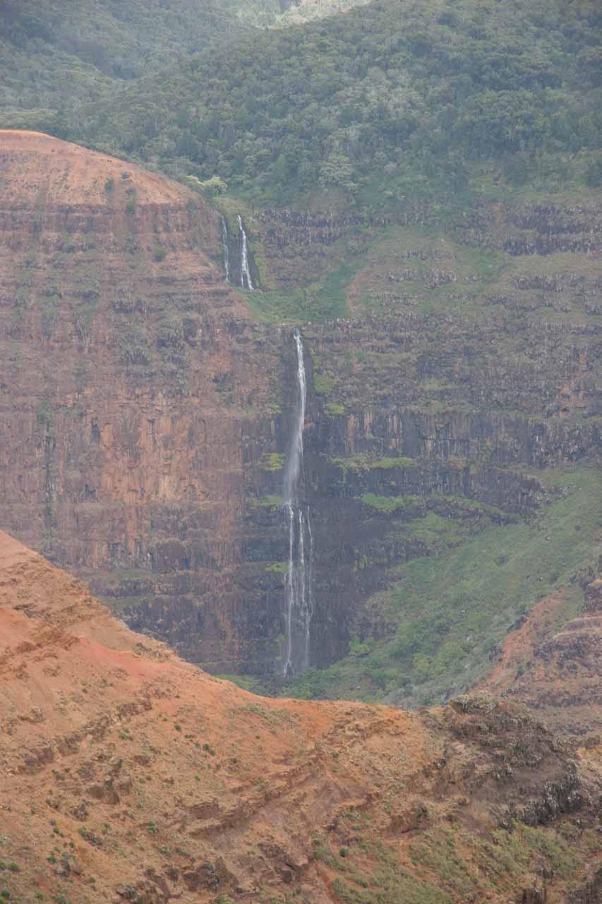 10. WAIPOO FALLS [Waimea Canyon, Kauai]