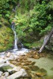 Wainui_Falls_023_01012010 - Looking towards some thin cascade en route to the Wainui Falls