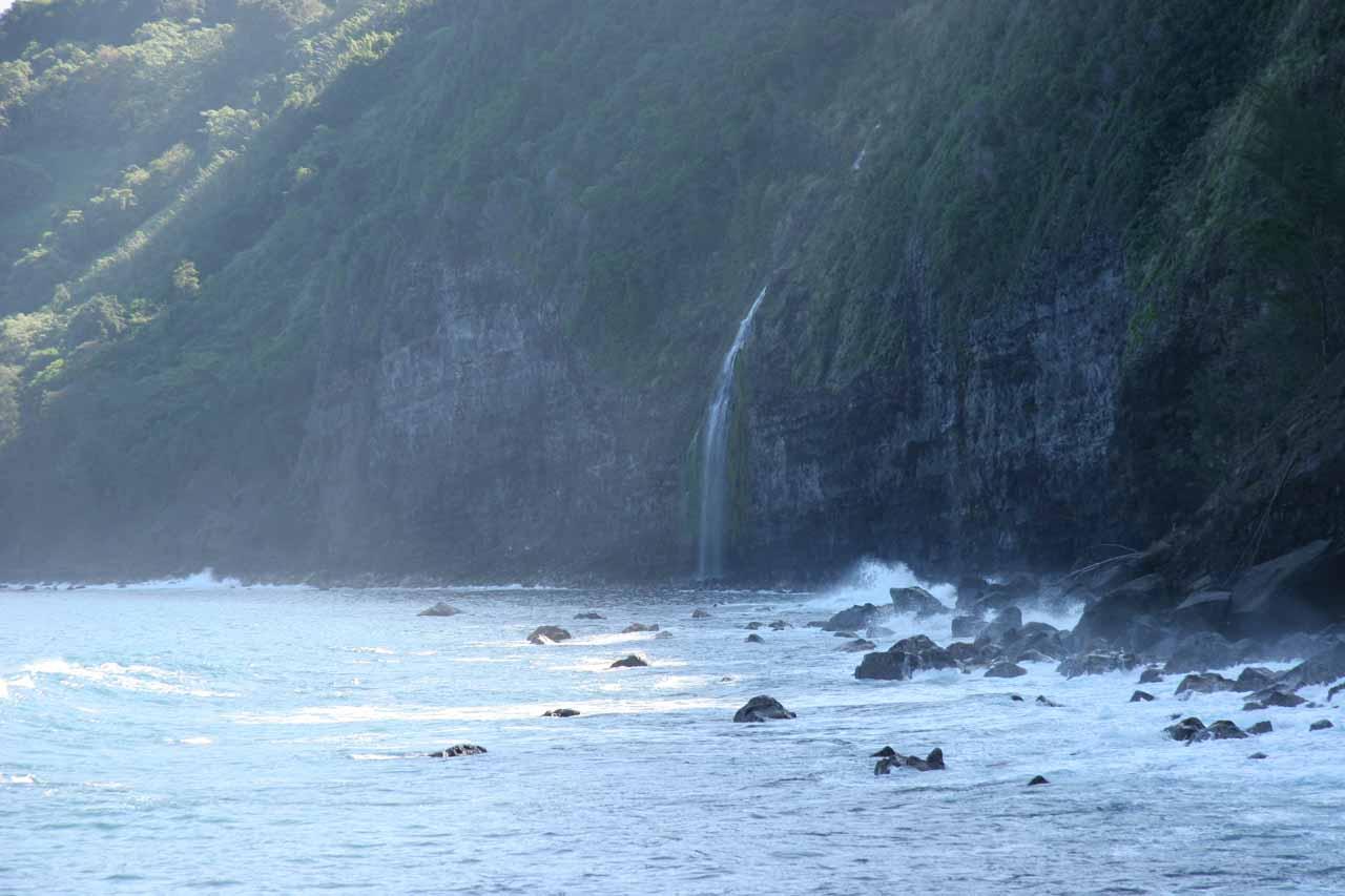 Waiulili Falls