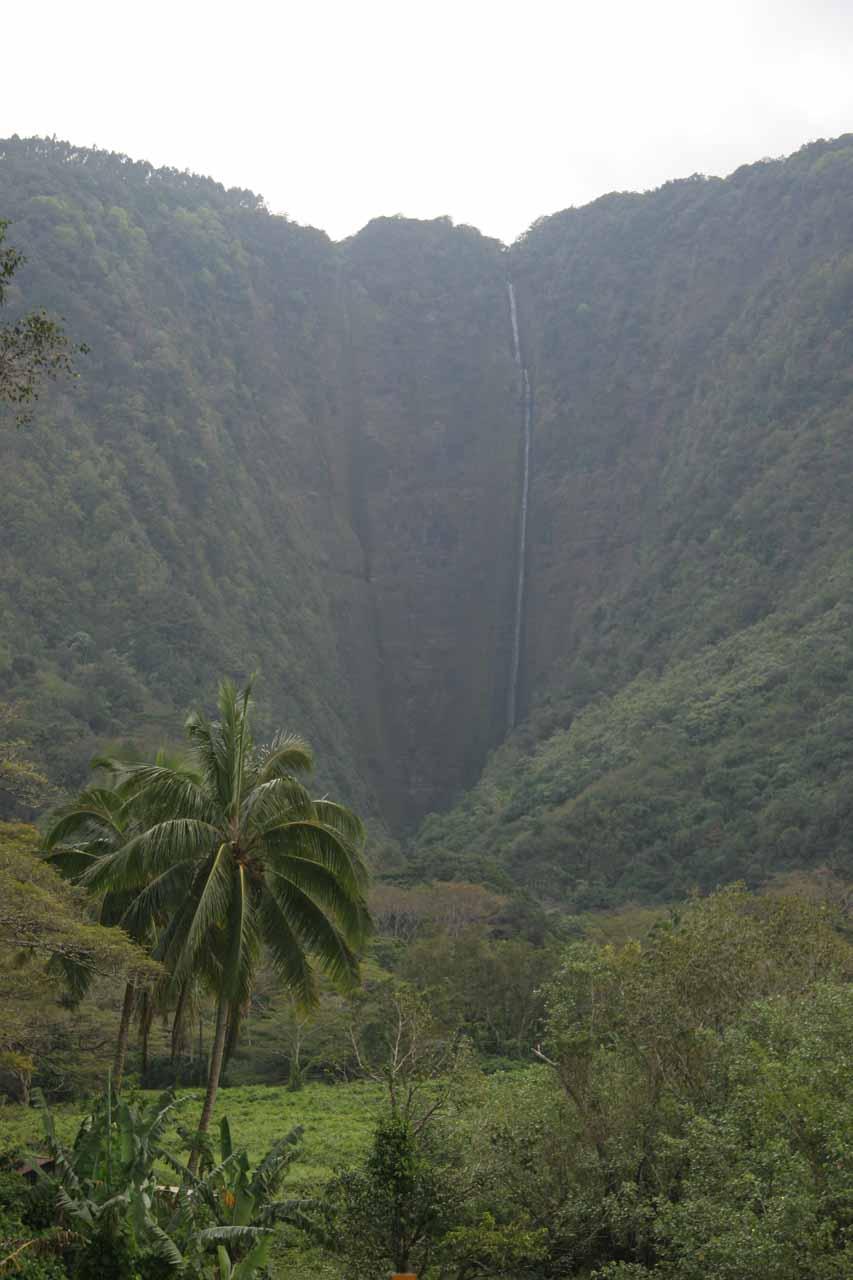 Hi'ilawe Falls