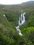 Waipunga_Falls_015_11152004 - Portrait look at the pairing of Waipunga Falls and Waiarua Falls from the lookout