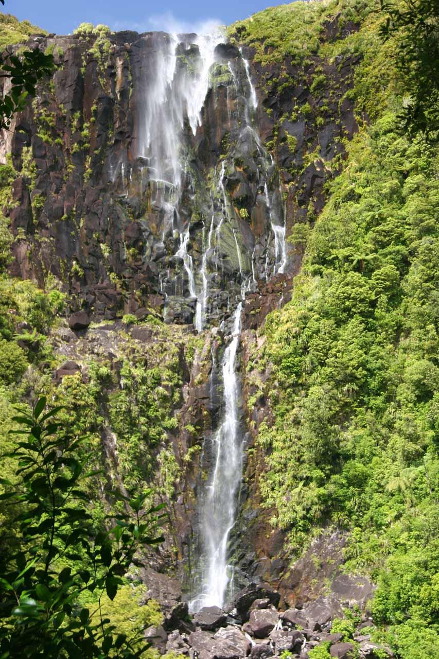 7. WAIRERE FALLS [Matamata-Piako District, Waikato]