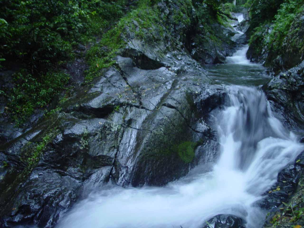 The Waitavala Water Slide