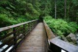 Wallace_Falls_003_05262006 - The Wallace Falls Trail bridges over a creek