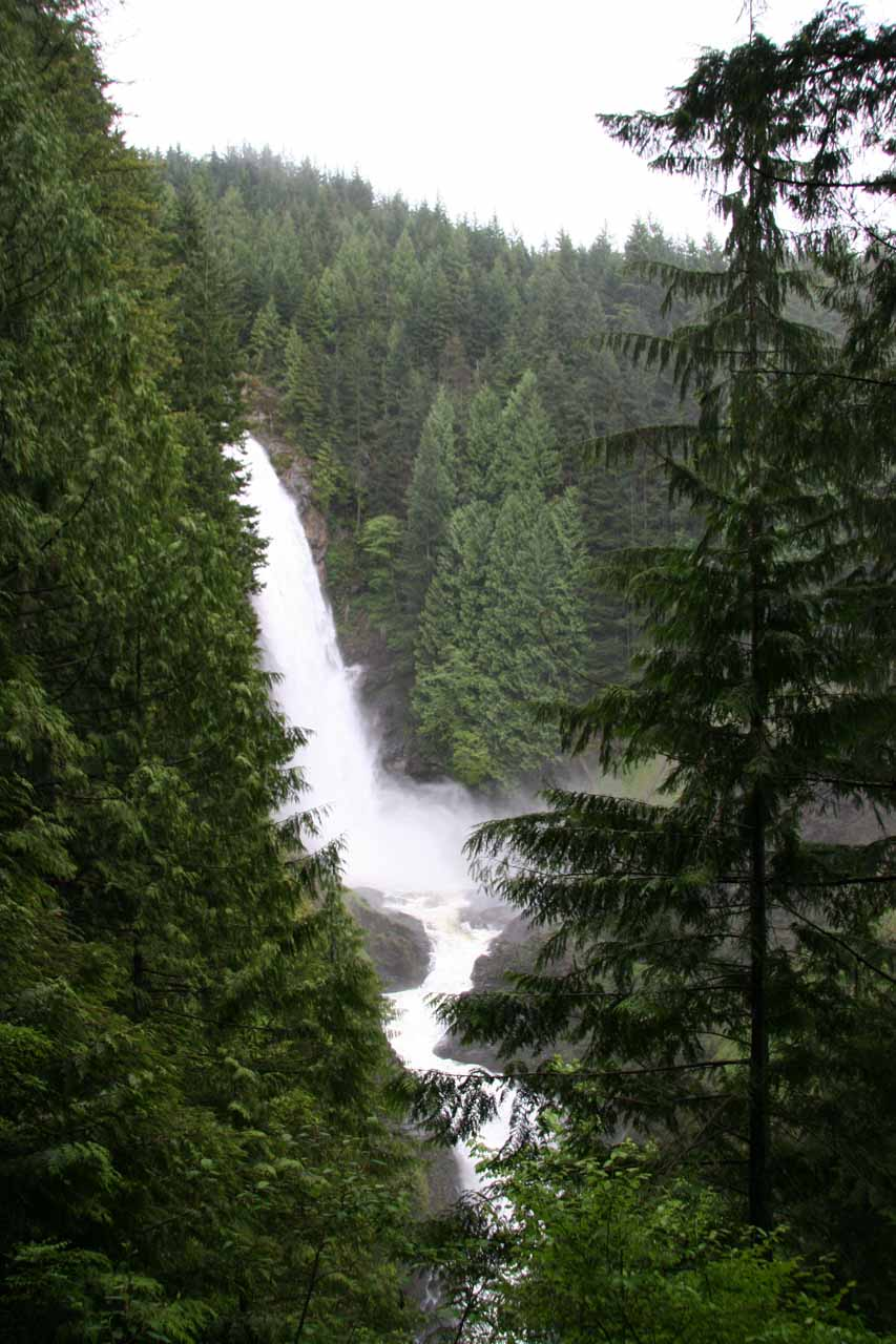 The Middle Wallace Falls
