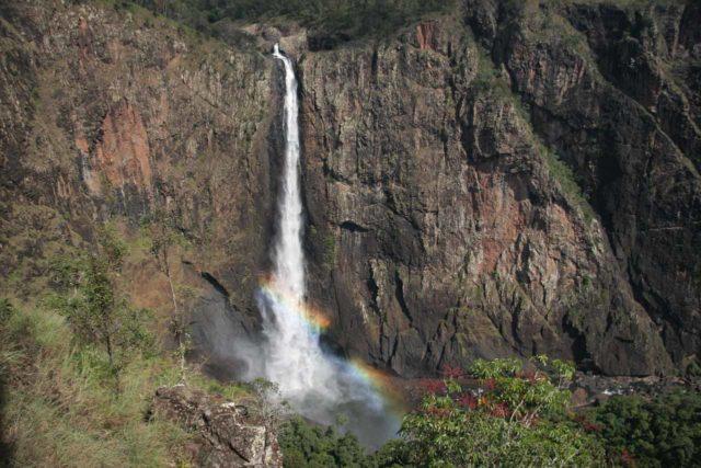 Wallaman_Falls_192_05152008 - Wallaman Falls and midday rainbow