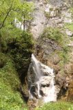 Wasserlochklamm_076_07062018 - This was the second waterfall of the Wasserlochklamm, which was hard to see