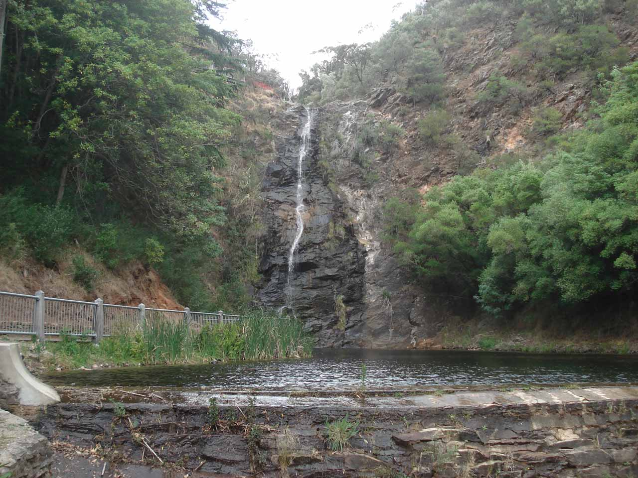 A South Australia Waterfall