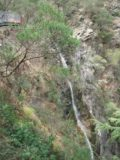 Waterfall_Gully_028_jx_11202006 - Looking at the context of the First Falls and the trail as we were headed beyond this waterfall during our Waterfall Gully visit in November 2006