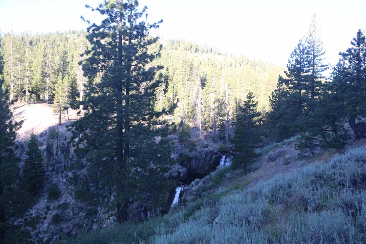 Webber Falls - World of Waterfalls