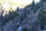 Webber_Falls_024_07122016 - Contextual view looking upstream towards Webber Falls from that rock outcrop jutting out into the gorge