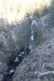 Webber_Falls_032_07122016 - Last look at Webber Falls as I headed back towards my parents who were content to be near the upper tier of the falls (you can see them near the topright of this photo for scale)