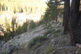 Webber_Falls_042_07122016 - Scrambling back towards the top of Webber Falls