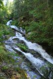 Whiskeytown_Falls_081_06182016 - Looking upstream at the cascading Upper Whiskeytown Falls