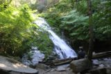 Whiskeytown_Falls_102_06182016 - Making it back down to the Lower Whiskeytown Falls after having come down from the Upper Whiskeytown Falls