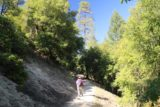 Whiskeytown_Falls_117_06182016 - Mom on the final climb back up to the James K Carr Trailhead