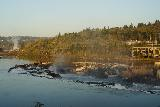 Willamette_Falls_036_04062021 - Focusing my look towards the most natural part of Willamette Falls during my early April 2021 visit