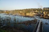 Willamette_Falls_050_04062021 - Another broad look at the context of Willamette Falls and the paper mill directly across the river from it