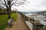 Willamette_Falls_Promenade_030_04072021 - Context of the McLoughlin Promenade and the views over Oregon City
