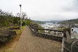 Willamette_Falls_Promenade_032_04072021 - This was one of the main viewing spots for Willamette Falls along the McLoughlin Promenade