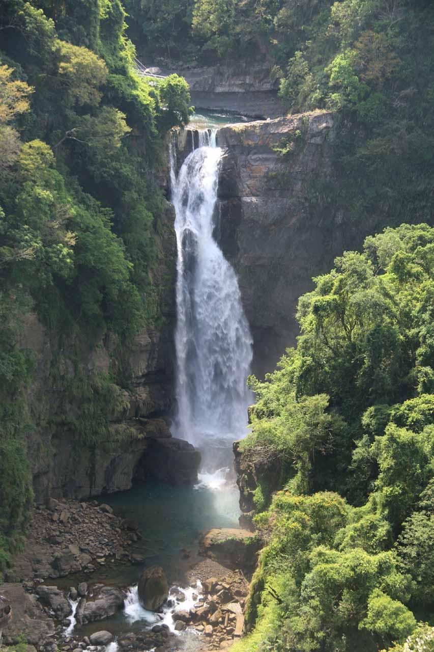 Xiao Wulai Waterfall