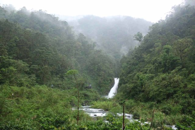 Xinliao_Waterfall_048_11012016 - Moody scenery as we approached the Xinliao Waterfall