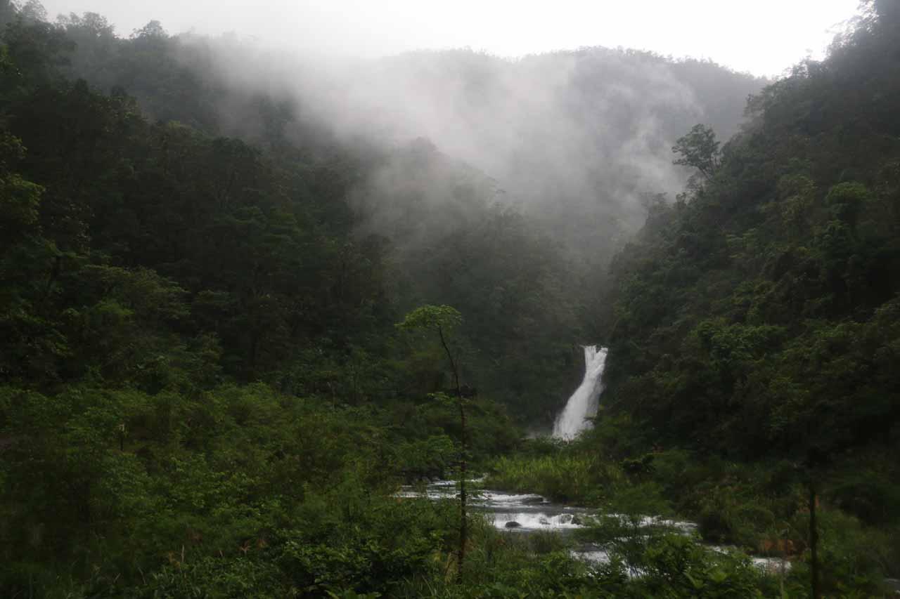 The Xinliao Waterfall