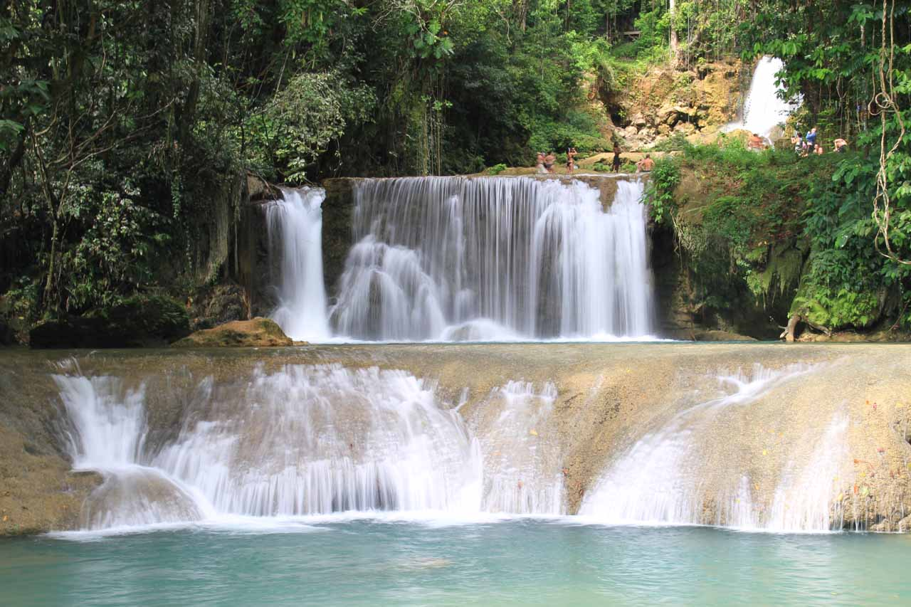 Jamaica Waterfalls