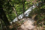 Yudaki_007_05242009 - Context of the steps leading to the bottom of the Yudaki Waterfall
