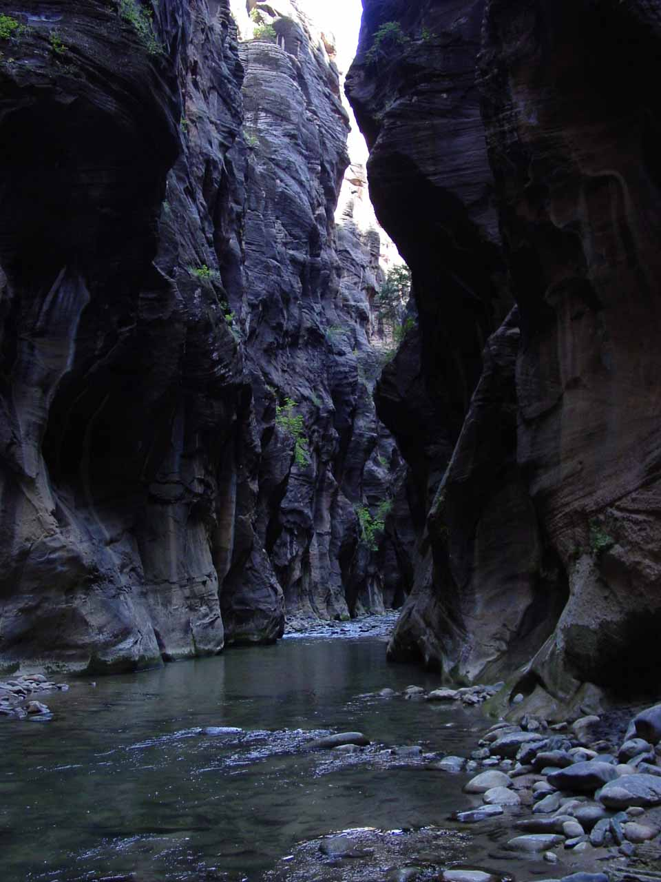 More scenery of the Narrows