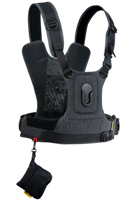 The Cotton Carrier Shoulder Harness